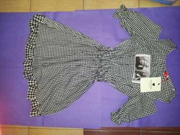 шерстяное платье в клетку в Кыргызстан: Платье в клетку качество новая