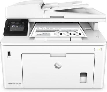 HP LaserJet Pro MFP M227fdw - Printer, Scanner, Copier/ Faks/ A4/