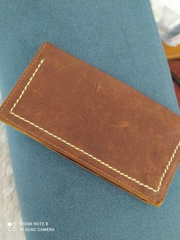 неодимовый магнит бишкек in Кыргызстан   ДРУГИЕ ИНСТРУМЕНТЫ: Продаю новый, кожаный кошелек,ручная работа,кожа супер