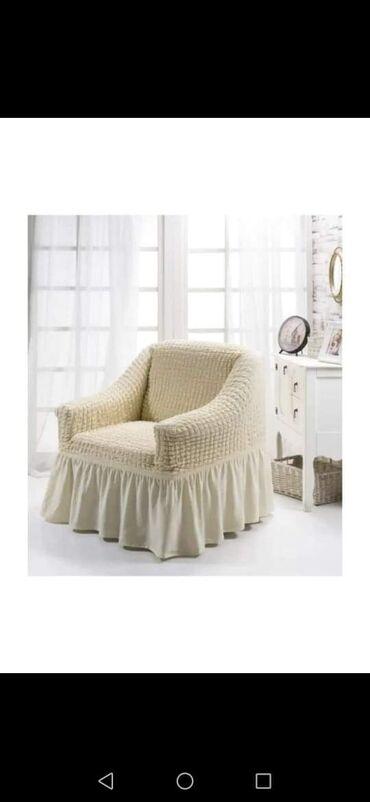 Kuća i bašta - Kovin: Navlake za fotelje, nove, u raznim bojama