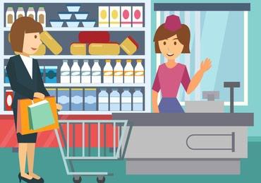 В продуктовый магазин требуется в Бишкек