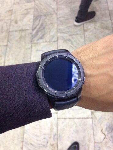 samsung gear s3 в Кыргызстан: Samsung gear s3 в идеальном состоянии. Срочно!!! Новая цена
