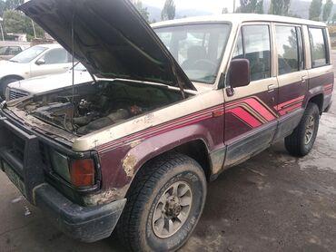 Isuzu в Бишкек: Isuzu Trooper 2.2 л. 1990   250000 км