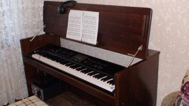 Столы для музыкальных синтезаторов на заказ! из дерева. в Бишкек