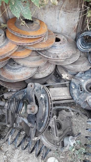 Тормозные диски, ступица, суппорт Subaru в Лебединовка