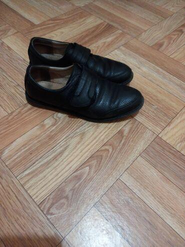 Детская одежда и обувь - Кыргызстан: Туфли подростковый размер 36 фирма совенок состояние хорошее