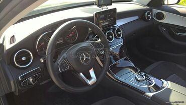 Mercedes-Benz C 180 1.6 l. 2014 | 4500 km