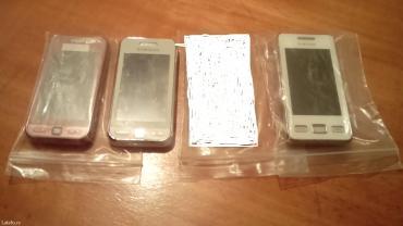 Mobilni telefoni | Valjevo: U dobrom stanju,sim fri,cena po kom