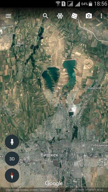 Кирпичный завод с карьером в черте города в Бишкек