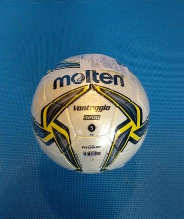 """Sumqayıt şəhərində Futbol topları """"Molten""""-orjinal toplardı,5 və 4 nömrəsi var.5"""