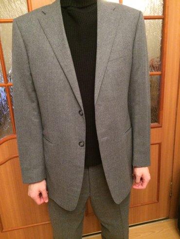 """Мужской костюм от и бренда """"corneliani"""" Размер : 52-54 ( ИТАЛИЯ)  в Бишкек"""