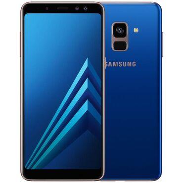samsung a8 2018 qiymeti - Azərbaycan: Yeni Samsung Galaxy A8 Plus 2018 göy