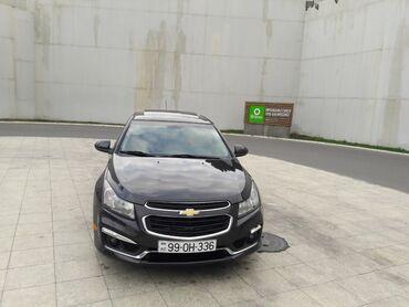 audi rs 4 27 t - Azərbaycan: Chevrolet Cruze 1.4 l. 2015 | 72000 km