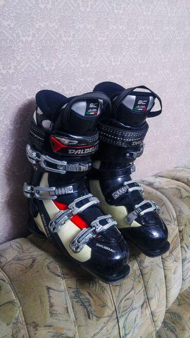 Лыжи - Бишкек: Продаю лыжные ботинки.  Dalbello Axion LTD  Размер 29.5 Цена 3500