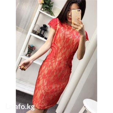 Производитель: модные фасоны платьев. в Бишкек