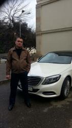 Ищу работу (резюме) в Азербайджан: Шофер профессионал с большим стажем работы