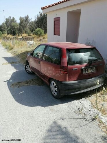 Fiat Punto 1.1 l. 1996 | 200 km