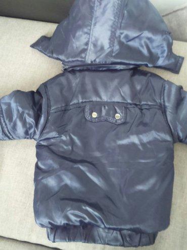Veoma topla dečija jakna,malo korišćena. Bez oštećenja. Otprilike za d - Smederevo - slika 3
