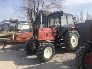 Беларусс МТЗ 820 из Европы цены в Кант