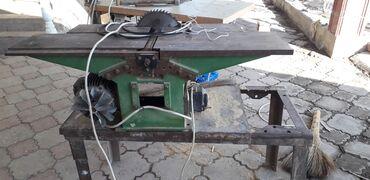 Пилы - Кыргызстан: Циркулярка жана швейный машина сатылат. Циркулярка 220 вольт баасы