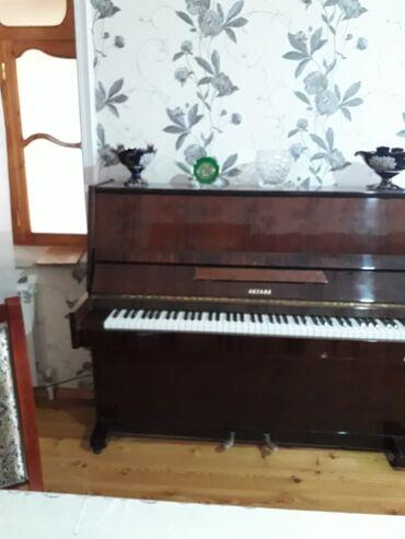 İdman və hobbi - Şirvan: Piano və fortepianolar