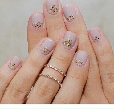 ногти, шеллак, наращивание ногтей гель и акрил! записи по телефону, Ад в Бишкек