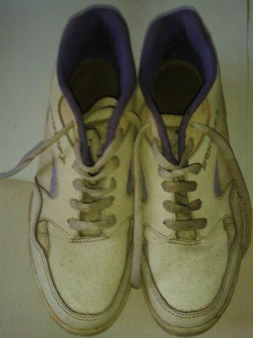 Ženska patike i atletske cipele   Nova Pazova: Prodajem patike sa slike,polovneu solidnom stanju, dunlop,broj / eu