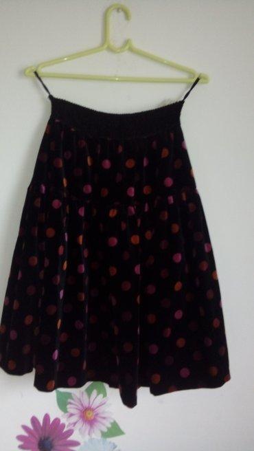 Suknja na tufne 13,14 god. Moderna kvalitetna suknja kupljena u - Novi Sad