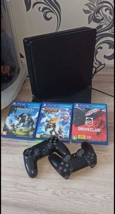 sony hdv 1000 в Кыргызстан: Sony PS 4