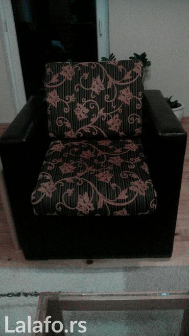 garnitura dvosed i fotelja - Pancevo