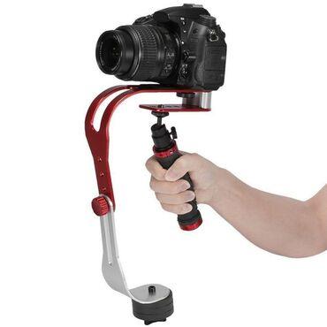 камера стабилизатор в Кыргызстан: Стабилизатор для камеры бишкек Механический стабилизатор Steadicam