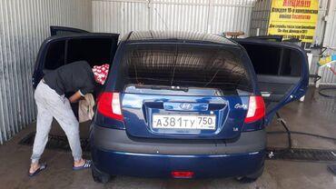 хундай-140 в Кыргызстан: Hyundai Getz 1.6 л. 2006