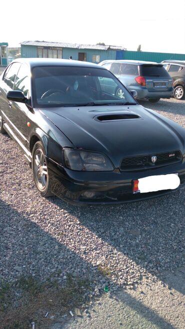 Subaru Legacy 2 л. 1999 | 300 км