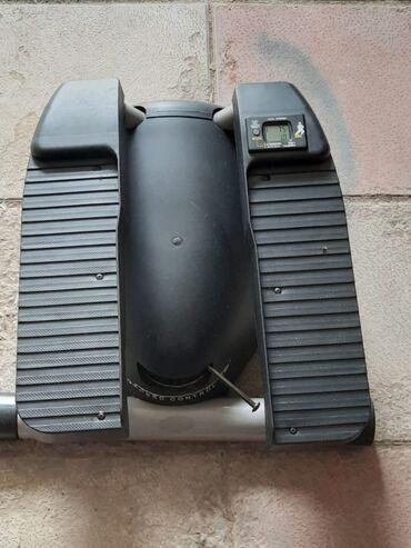 İdman və istirahət Xırdalanda: Stepler aparatı satılır profesanaldir 120kg çəki goturur agirlasdirma