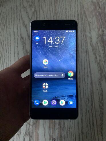 Elektronika - Cacak: Nokia 5-Dual Sim-3 GB Ram memorija-jaca verzijaStanje savrseno-novo