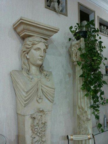 Bakı şəhərində Italy heykeli Dekorolla firmasi