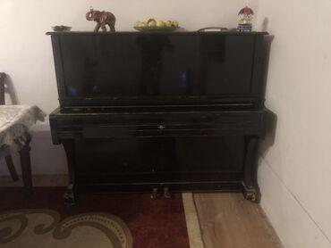3 elan   İDMAN VƏ HOBBI: Coxdaninci illerin pianinosudu
