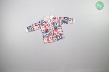 Детский мир - Украина: Дитяча сорочка з візерунком     Довжина: 27 см Ширина плечей: 23 см До