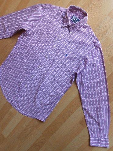 Muška odeća   Becej: Ralph Lauren Polo košulja 39 (15 1/2)Odlično očuvana, kratko nošena