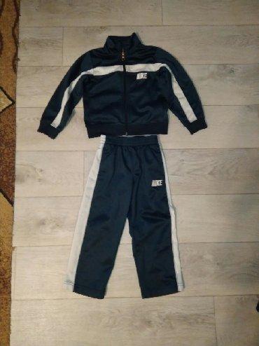 nike low в Кыргызстан: Спортивный костюм Nike на 3 года. С начёсом. Индонезия