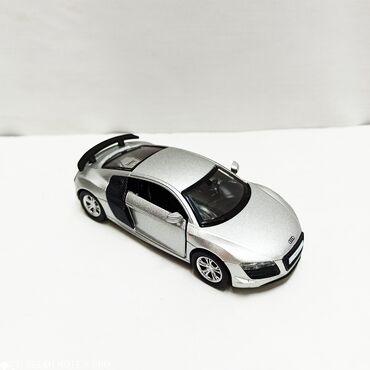 alfa romeo gt 2 selespeed в Кыргызстан: Моделька Ауди R8 GT - крутой суперкар!! Двери открываются!!Размер 11
