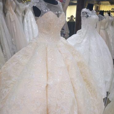В наличии свадебные платья в стиле в Бишкек