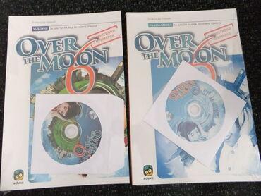 Knjige, časopisi, CD i DVD | Vrsac: Over the Moon 6, komplet za 6.razred. Udzbenik + radna sveska + CD