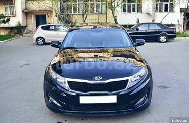 Kia Azərbaycanda: Kia Optima 2 l. 2013   96 km