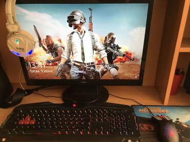 тайп си наушники в Кыргызстан: Срочно продаю компьютер игровой!Мат.Плата - asrock b85m - d6cпроцессор