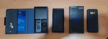 Б/у Samsung Galaxy S8 64 ГБ Черный