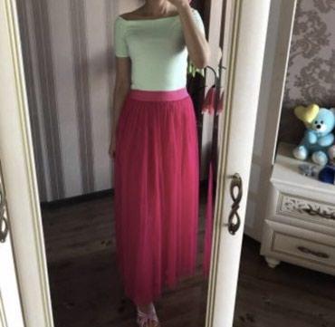 Продаю очень красивую юбку,размер подойдет на S и М,новая) в Бишкек