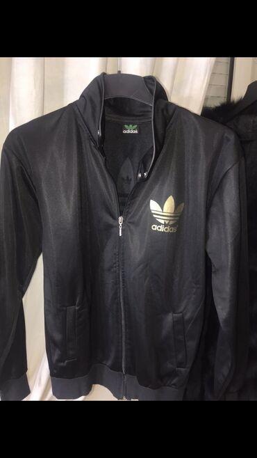 Unisex Adidas duks/jaknica sa rajsfeslusom, velicina M/L