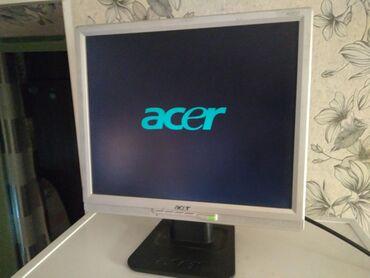 "aser в Кыргызстан: Продаю монитор ASER AL1717,экран-17""(дюймов),сост.отл, матрица без"