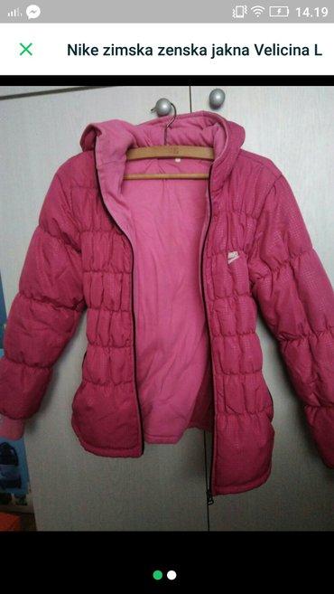 Zimska zenska jakna nike - Belgrade